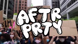 AFTR PRTY: FIGHT THE POWER!