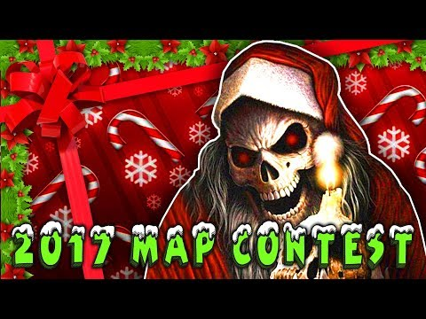 Candy Christmas Zombies (Black Ops 3 2017 Zombie Map Contest)