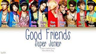 Super Junior - Good Friends