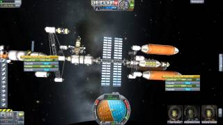 Kerbal Space Program - 100% Reusable Space Program - Episode 4