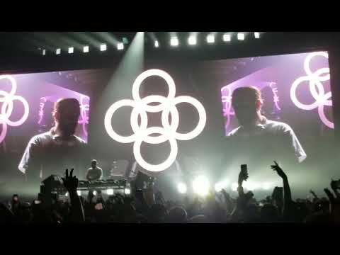 Alesso -  Let Me Go (Feat. Hailee Steinfeld) & Cool live @ Bill Graham SF (6/15/18)