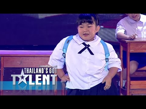Thailand's Got Talent Season 5 Ep.8 3/6