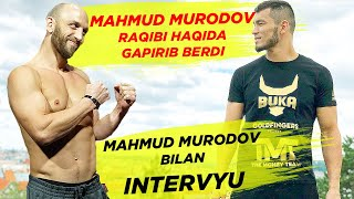 МАХМУД МУРОДОВ UFC даги РАҚИБИ ХАҚИДА / Makhmud Muradov vs Trevor Smith jangi