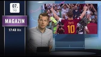 Die AS Roma nach der Ära Totti & 99er-Talente im Fokus