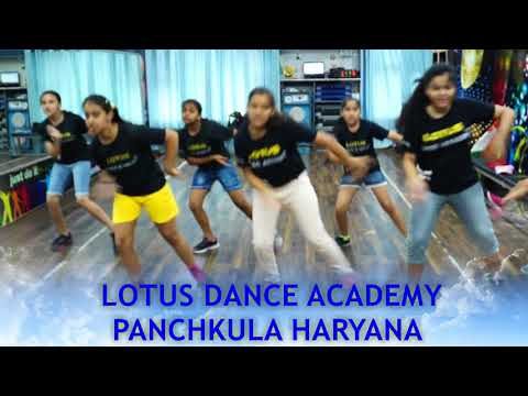 DING DANG DANCE MUNNA MICHAEL PANCHKULA DANCE CLASSES