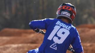 Justin Bogle Prepares For His 2018 Supercross Debut At The GOAT Farm
