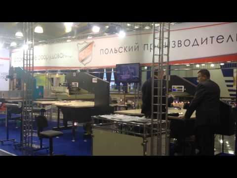 REXEL at Textilelegprom 2014, Moscow