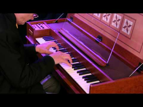 3. The French Harpsichord sounds in Roland's C-30