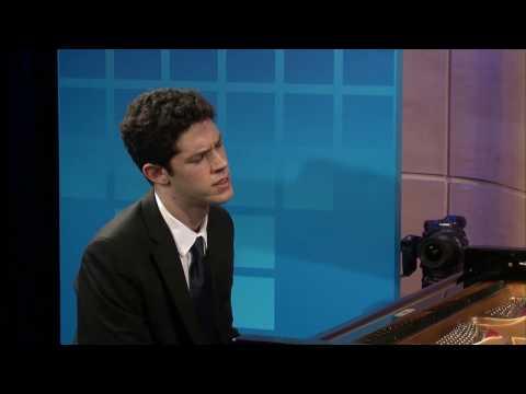 Tomer Gewirtzman plays Fantasie, Op  17 (Schumann)