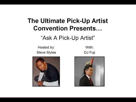 Ask A Pick-Up Artist - DJ Fuji
