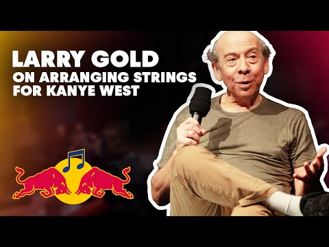 Larry Gold on String Arrangements | Red Bull Music Academy