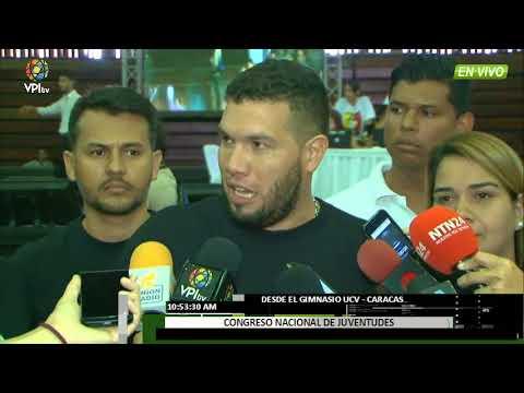 Venezuela - Congreso Nacional de Juventudes es una instancia para el debate - VPItv