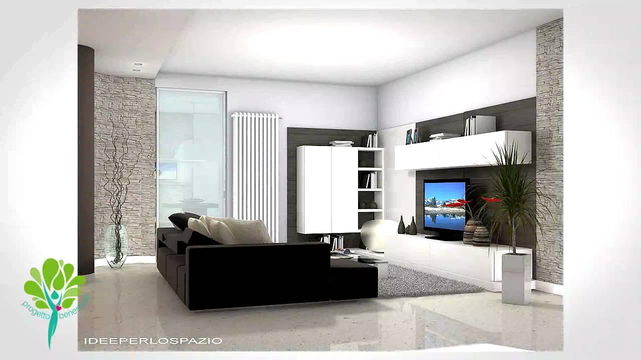 Arredare con ideeperlospazio un nuovo look alla tua casa for Case arredate moderne foto