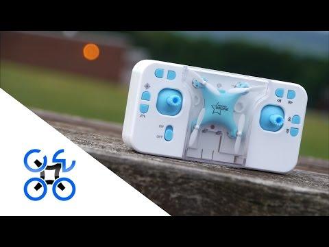 Мини дрон Lishitoys L6058W 0.3mpx камера LED светлини 120mAh - Камера с FPV -HIT 19