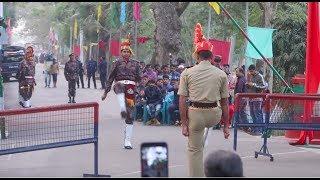 INDIA- BANGLADESH BORDER PRADE AGARATALA