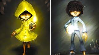 The Journey of Runaway Kid | Little Nightmares