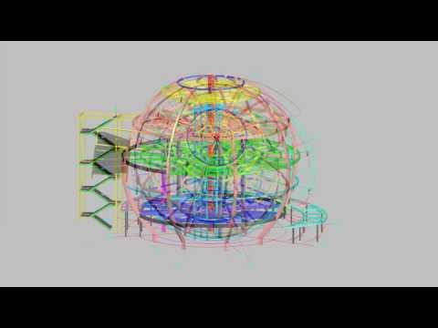 Videoclipul de prezentare a Pavilionului României la EXPO 2010 Shanghai, China