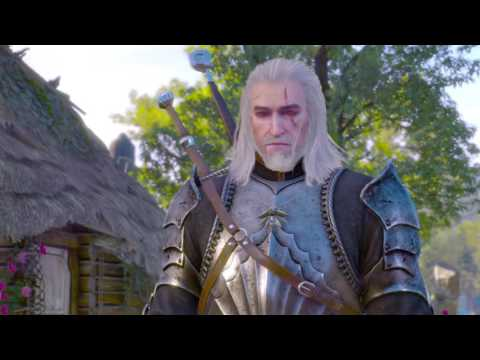 The Witcher 3: Talking Horse