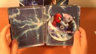 320. Díl pořadu Film-Arena: The Amazing Spider-Man 2 (Electro Head Limited Edition)