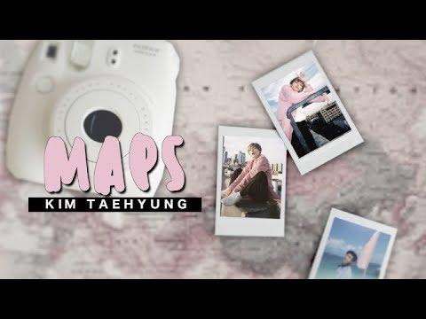 taehyung 태형 ◈ maps [travel!au]