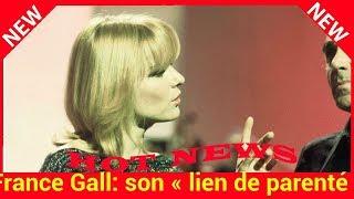 France Gall: son « lien de parenté » méconnu avec Charles Aznavour