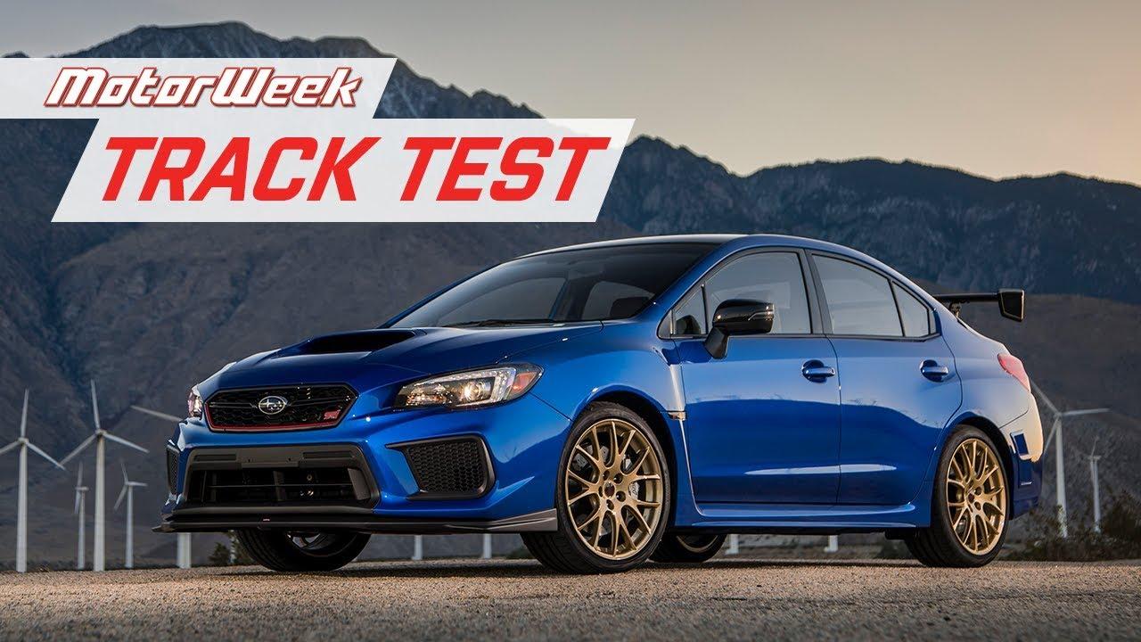Sti Type Ra >> 2018 Subaru Wrx Sti Type Ra Track Test