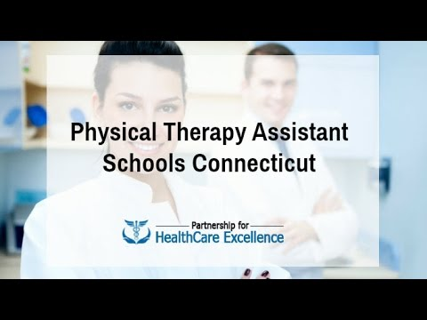 Physical Therapy Assistant Schools in Connecticut | PTA Connecticut