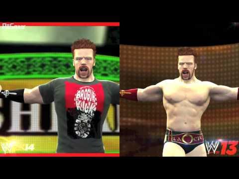 Sheamus   WWE 2K14 and WWE 13 Entrance