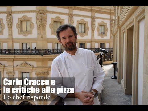Carlo Cracco e la pizza margherita: lo chef risponde alle accuse