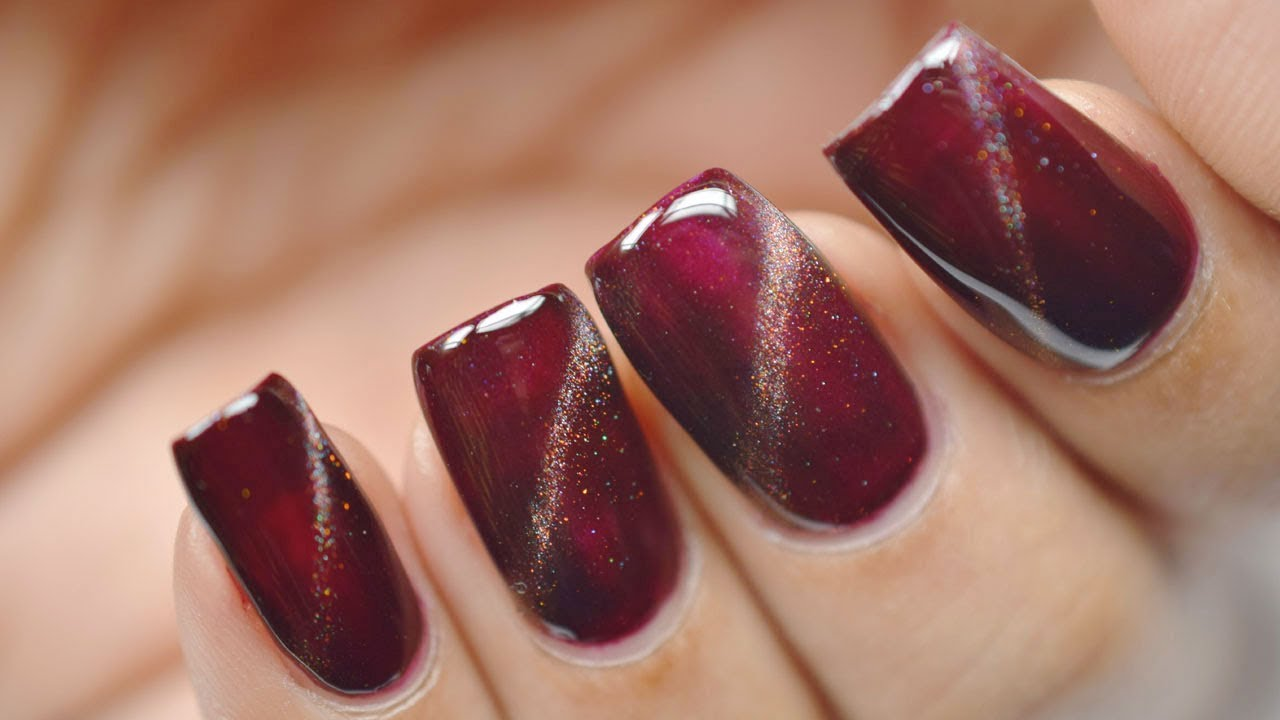 magnetic gel nail polish