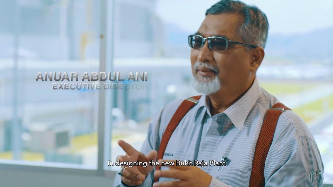 New Toyota ASSB Bukit Raja Plant - Introduction Video 2019