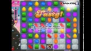 Candy Crush Saga - How to Beat Level 100 (with commentary)