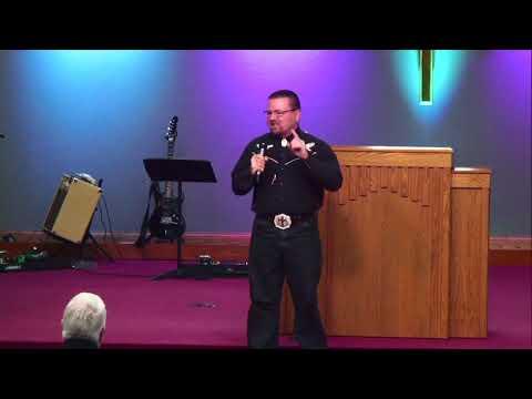 Pastor Ken Lawrence 9-10-2017