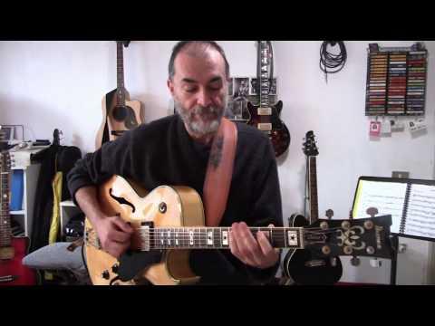 Chitarra Jazz -