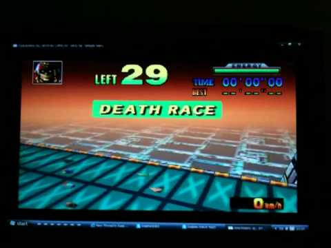 N64 Wads (F zero X)