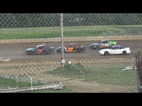 35 Raceway Park | 7/14/18 | 2nd Annual Mike Hardesty Memorial | Compact Heat 1