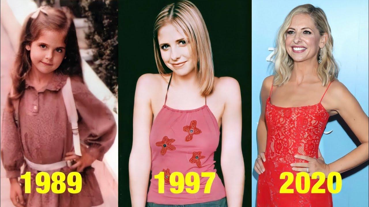 Download Sarah Michelle Gellar 1989 - 2020