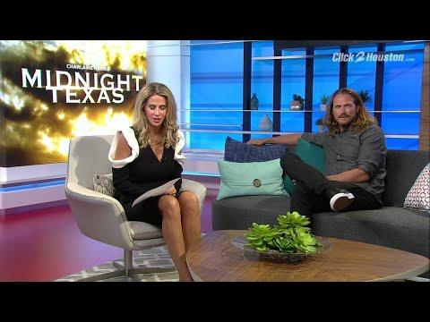 Actor, model Jason Lewis talks about 'Midnight Texas'