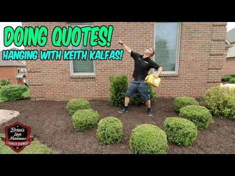 Doing Quotes With Keith Kalfas! ► Real Property Walk Around ► Bidding And Estimate Tips And Advice!