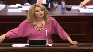 MERALE UZEIRI-FERATI: Edhe me kete  ribalanc , Tetova do te vazhdoje te helmohet dhe shkatrohet