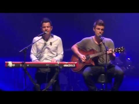 If You Go Away - Nick & Knight - Nick & Knight tour - 2014-10-03 - Montreal