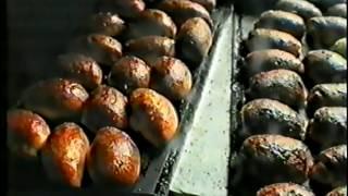 "Начало работы кафе ""Лакомка"" в центре Кочубеевского. 1996 год"