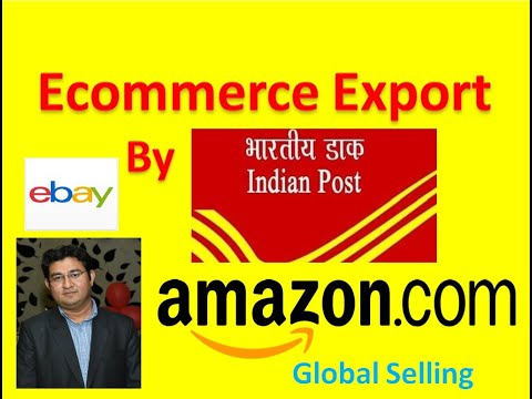 How to Ship Ecommerce Export Orders by India Post