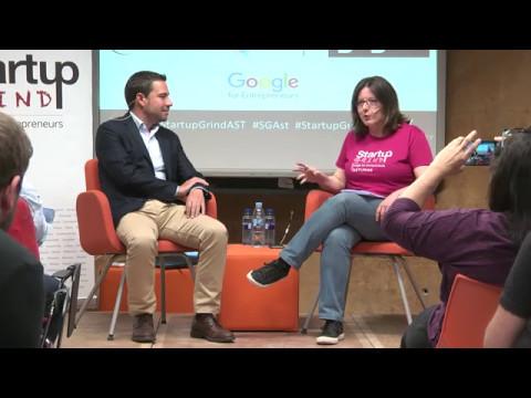 Startup Grind Asturias Hosts Diego Cabezudo (GIGAS)
