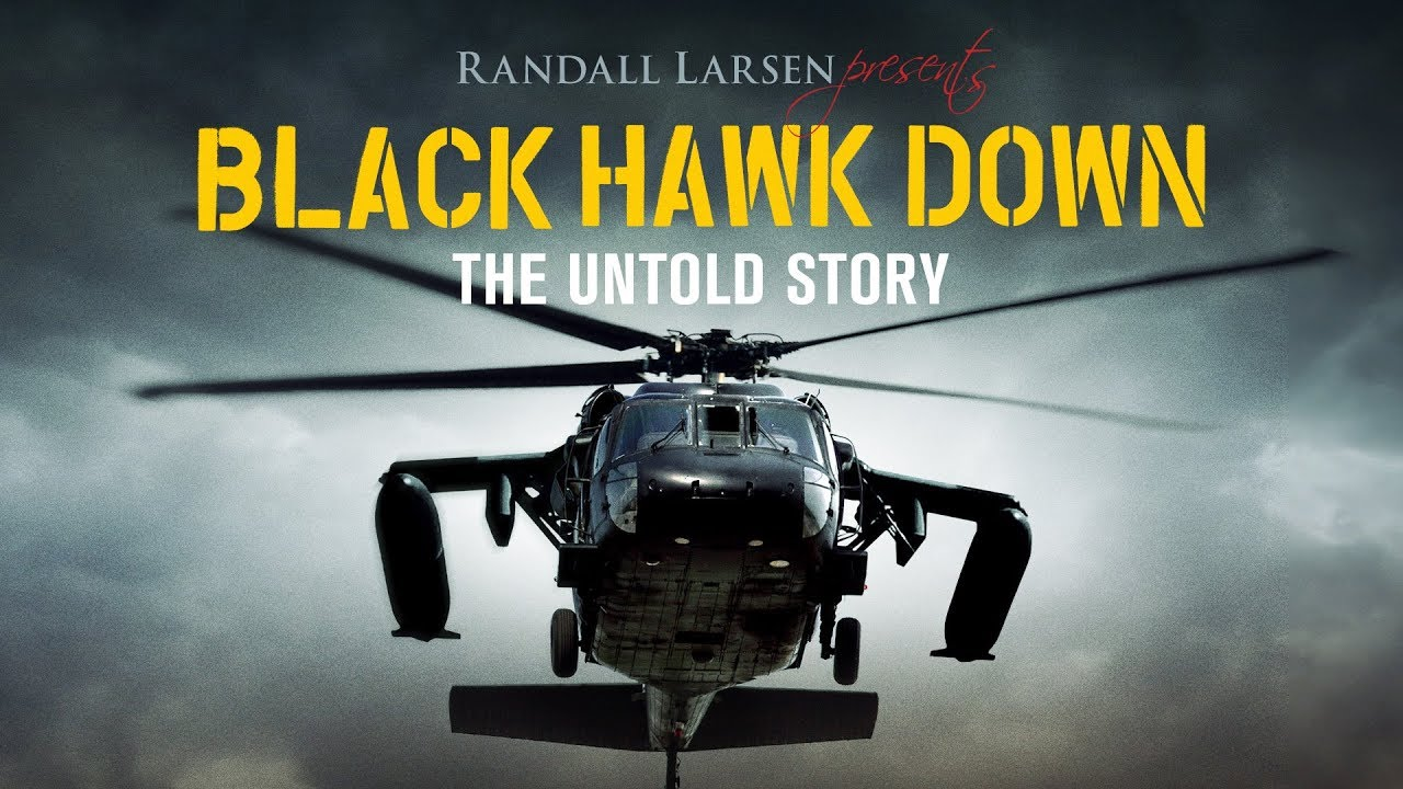 Image result for black hawk down untold story