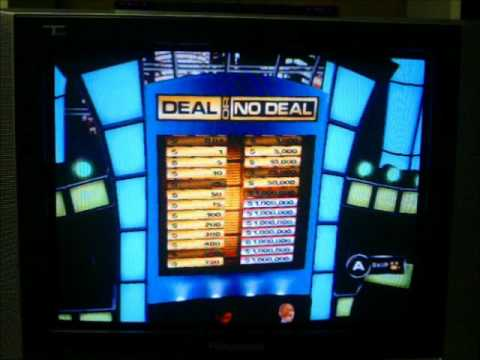 Deal Or No Deal Nintendo Wii Million Dollar Mission With