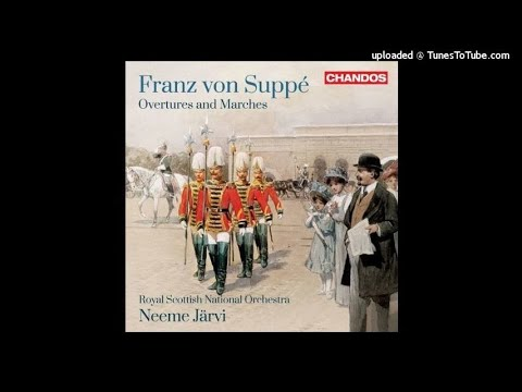 Franz von Suppé : Boccaccio, Overture to the operetta (1879)