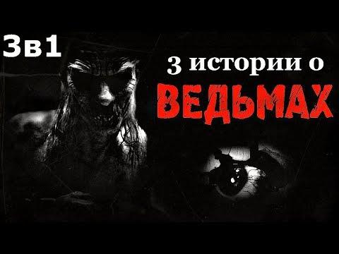 Истории на ночь(3в1): 1.Возвращение ведьмы,2.Ведьма или как я провел лето,3.Воспоминания из прошлого
