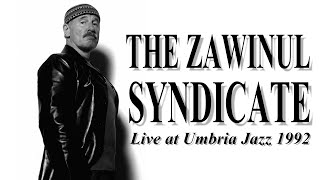 The Zawinul Syndicate - Umbria Jazz 1992