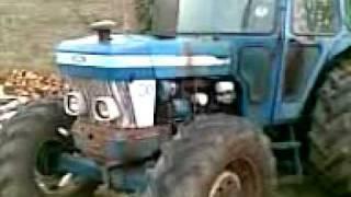 Starting ford 6610[